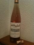 2009 Pink Gewürztraminer from Rockwall Cellars out of Omak, Washington
