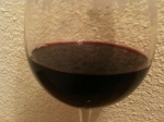 Dark violet Syrah from Rulo Winery