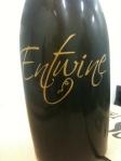 WWCC EV Sparkling Reisling, a special wine for a special event.