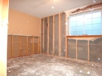 The guest bathroom down stairs will get another facelift too.