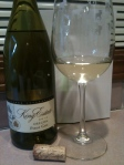 2010 Pinot Gris from King Estate out of Eugene, OR.