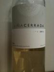 Vina Cerrada Viura 2012 Rioja white wine