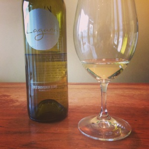 2013 Sagemoor Vineyards Sauvignon Blanc from Lagana Cellars in Walla Walla.