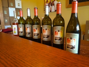 Great line up, check 'em out at: http://www.manninacellars.com