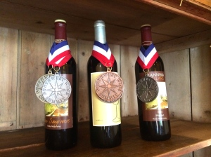 Mannina Cellars, award winning wines!
