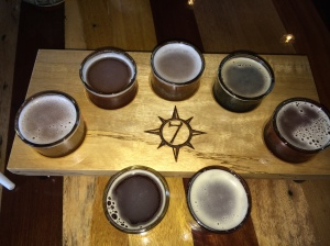 7 Devils Brewing Co., Coos Bay, Oregon - easy drinking beers with great flavor.