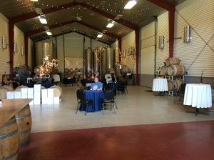 Domaine Meriwether production facilities and event center.