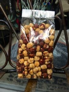 Oregon Hazelnuts, superb!