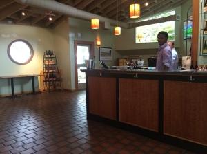 Ryan and Adam were stationed in the John Storrs tasting room, the original Oregon tasting room.