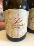 A reserve Pinot Noir, 2009 L'iris from Anne Amie Vineyards.