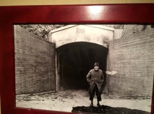 Don Miller, 1937 Roza Canal tunnel he lobbied for.