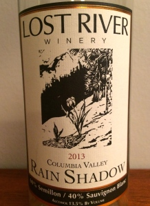 Lost River Winery, in Winthrop, Washington.