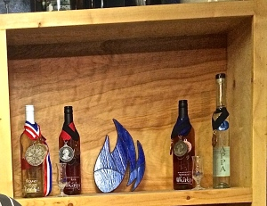 Blue Flame Distillery opened in 2009 in Prosser Washington and makes 100% Northwest based spirits.