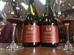 2008 & 2010 Symonette Vineyard Pinot Noir to compare vintages in the Eola-Amity AVA.