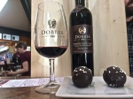 2010 Mirror Image Port-style Syrah from Dobbes Family Estate with delicious chocolate...