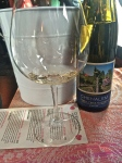 2013 Corral Creek Riesling kick started our tasting at Chehalem Wines in Newberg, OR.