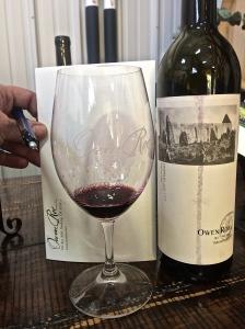2011 Yakima Valley Red Wine: 55% Merlot, 41% Cabernet Franc, 4% Malbec.