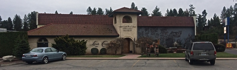 Latah Creek Wine Cellar opened in 1982 in Spokane Washington.