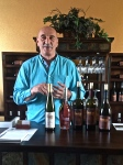 Sorin Dumitru, owner and winemaker at Bontzu Cellars a brand new winery in Walla Walla!