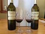 Tempus Cellars 2011 Red Mountain and 2010 Columbia Valley Cabernet Sauvignon tasted side-by-side - yummy!