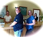 Tempus Cellars tasting room.