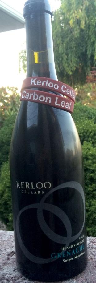 Caron Leaf/Kerloo Cellars wrist bands