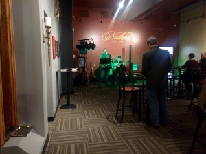 Jazz at Nodland Cellars in the Chronicle Building.