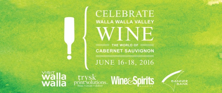 Celebrate Walla Walla Valley Wine: Cabernet Sauv 2016