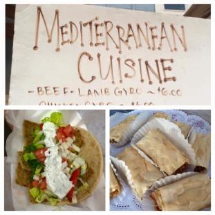 Mediterranean Cuisine, Walla Walla Food Truck