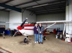 Cessna 182A in Tillamook, OR