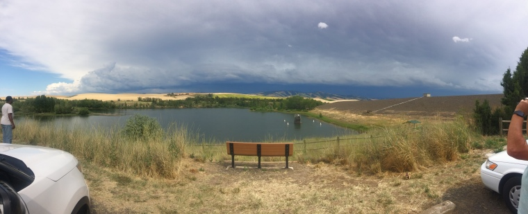 Bennington Lake, Walla Walla