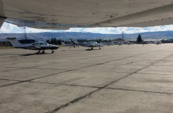 CWU Flight Program fleet.