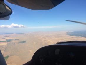Ridge flight can be bumpy.