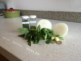 Seasoning for pasta sauce.