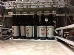 Ordnance Brewing bottling line
