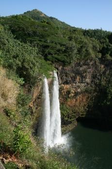 Wailua Falls/Fantasy Island waterfalls