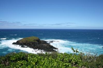 Kauai, Hawaii, north coast.